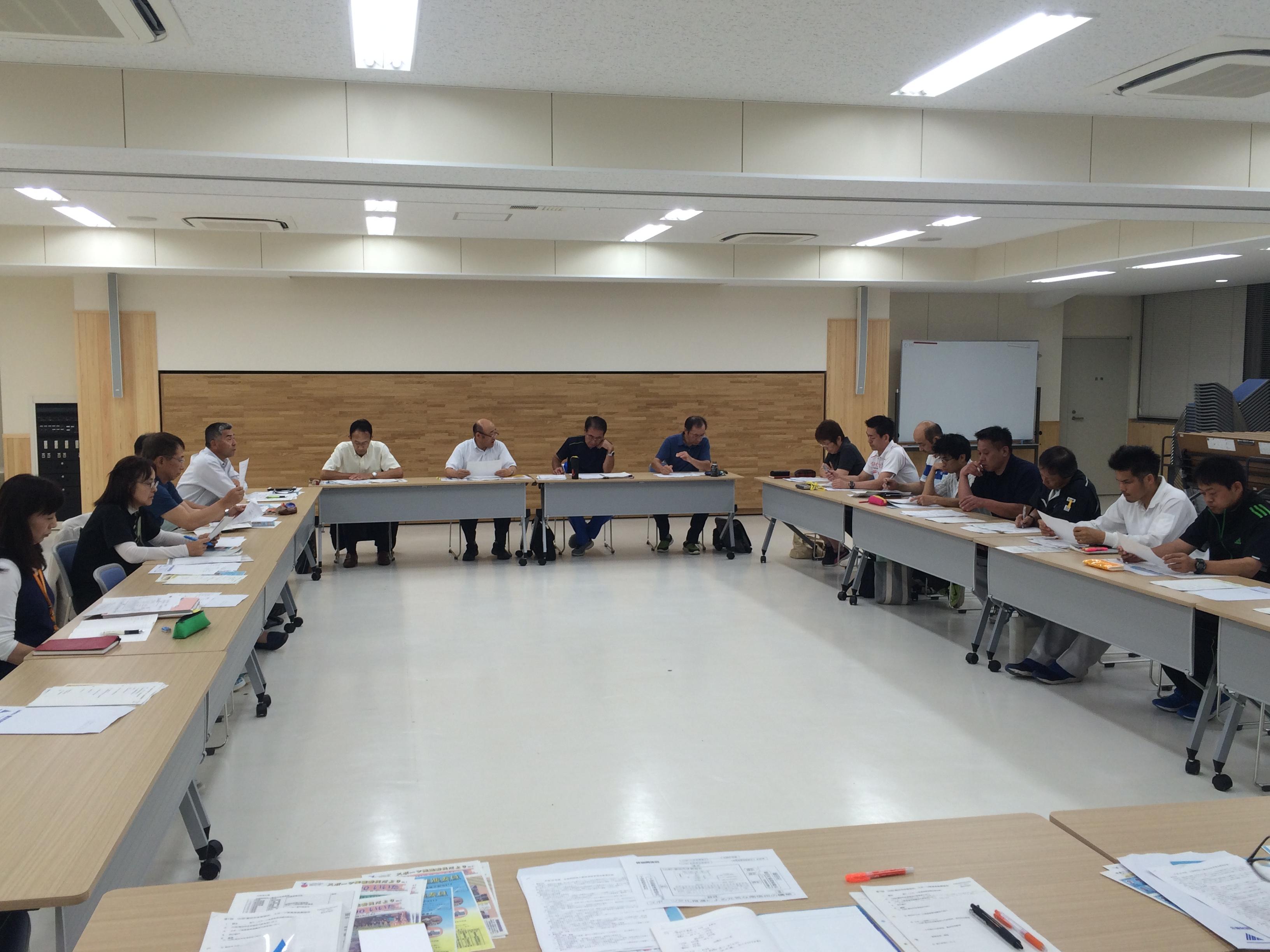 (公財)飯田市体育会・スポーツ推進委員懇談会